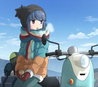 【ゆるキャン△】志摩リンみたいにバイクでキャンプに行きたくなった人へ
