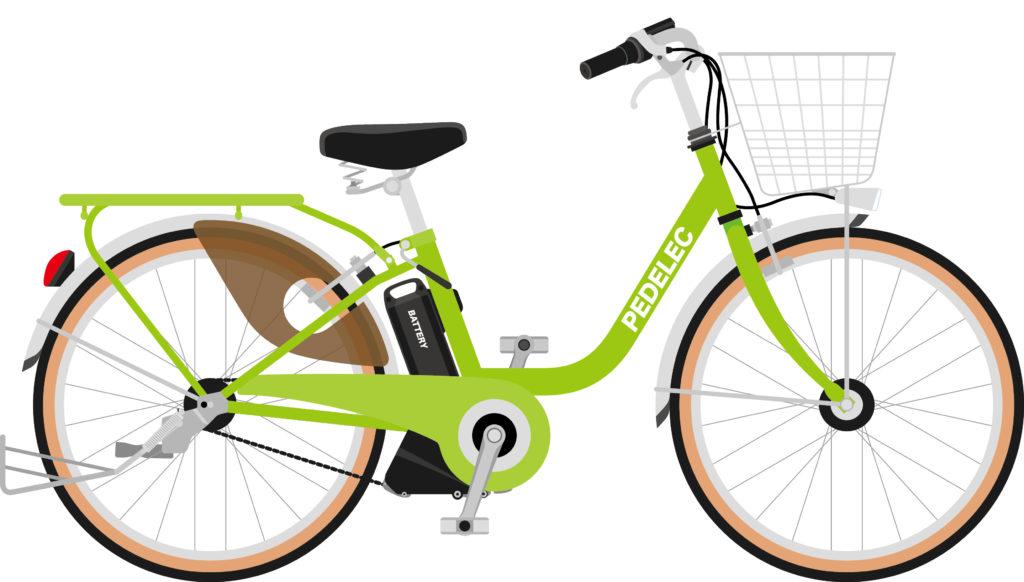 電動アシスト自転車は運動不足を解消する方法の1つだった(ダイエット事例あり)