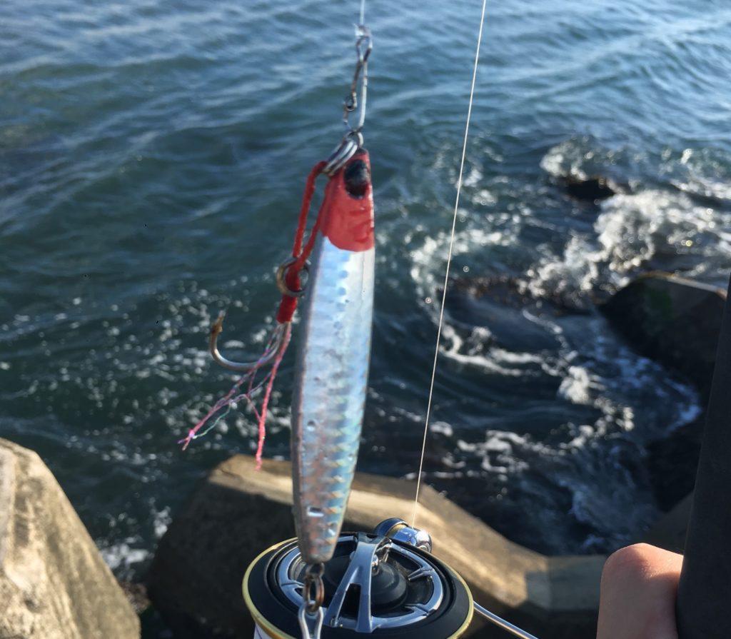 釣り海水温