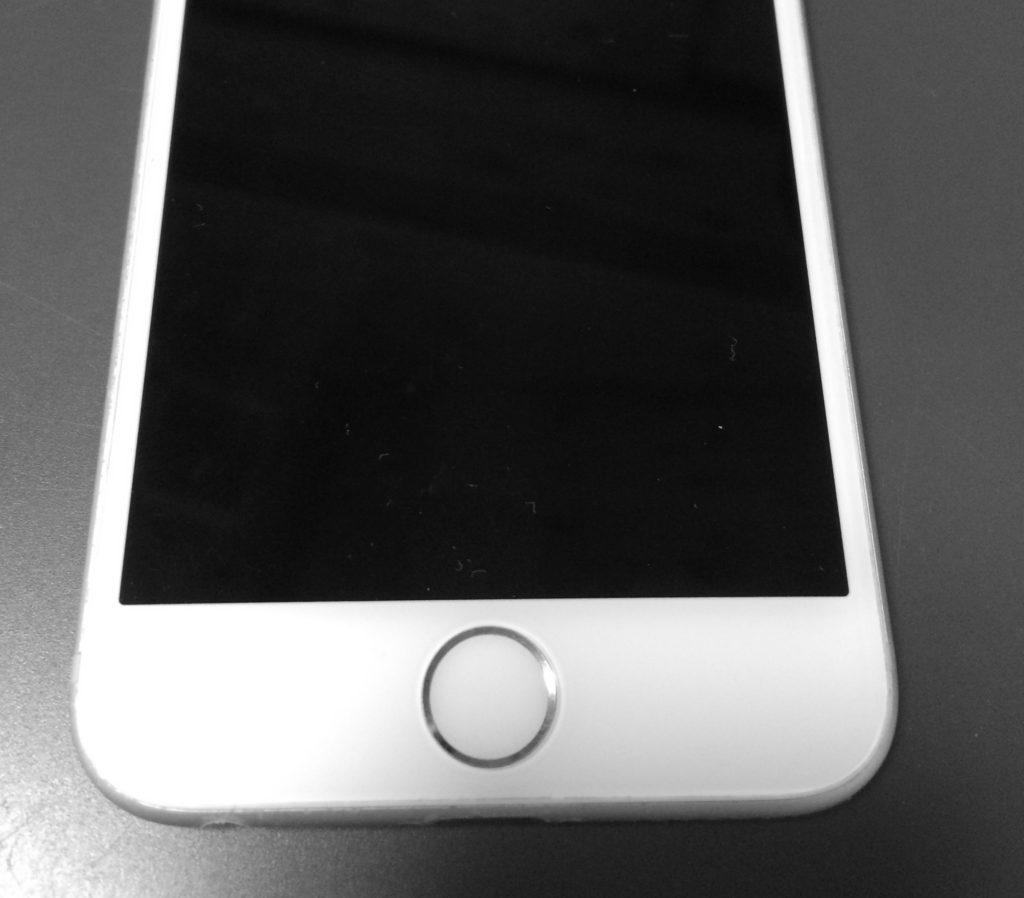 iPhone水没復旧