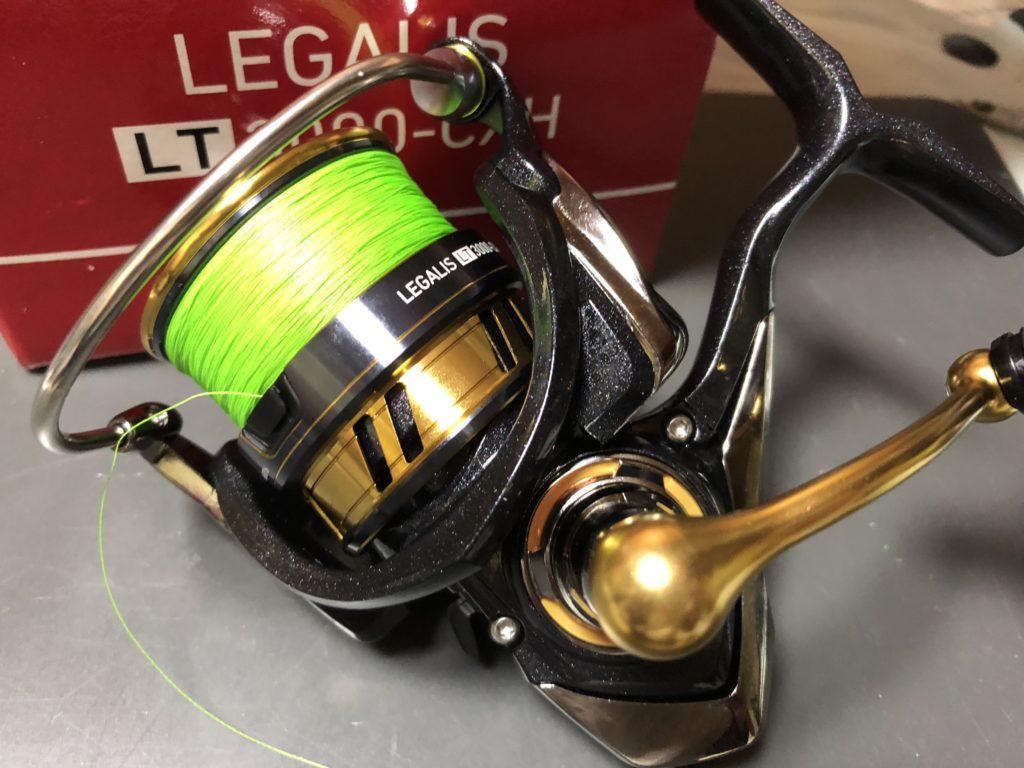 【釣り】ダイワ レガリスLTを購入してよかった。シマノリールとの比較もレビューします