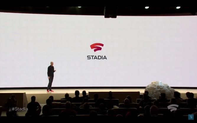 google[stadia]ステイディア