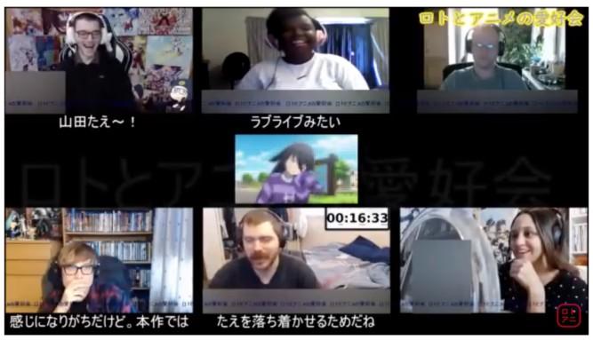 ロトとアニメの愛好会ゾンビランドサガ